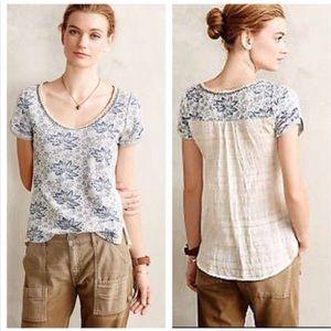 Anthropologie AKEMI + KIN blouse